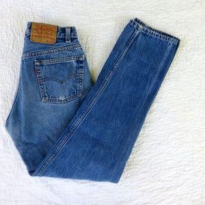 "Vintage Levi's 501s USA Made Men's Size 27"""
